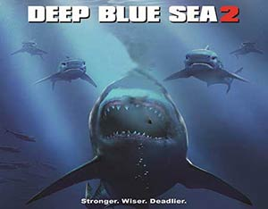دانلود فیلم Deep Blue Sea 2 2018