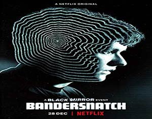 دانلود فیلم Black Mirror Bandersnatch 2018