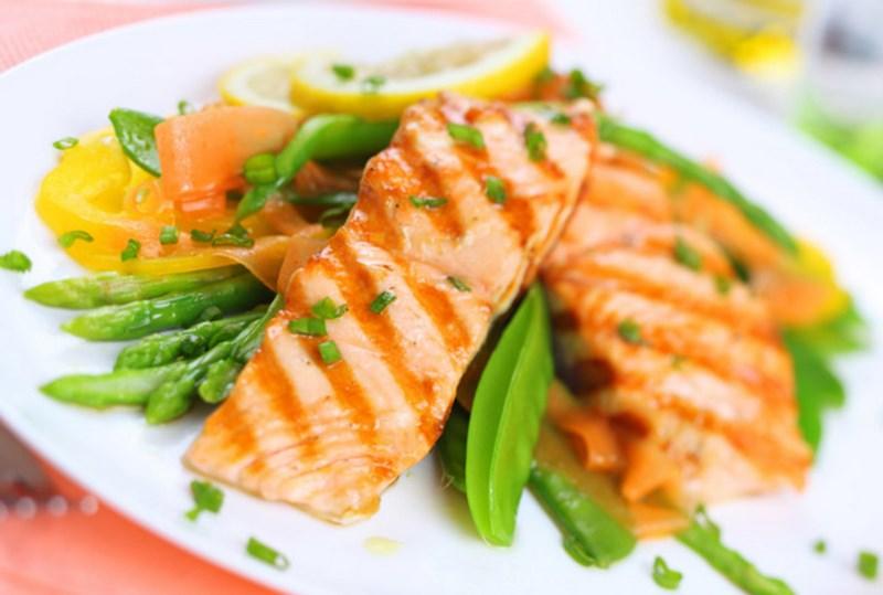 از بین بردن بوی بد ماهی قبل ازپخت
