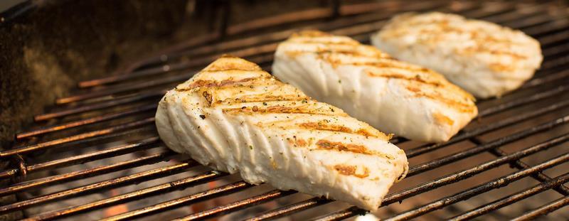 گرفتن بوی ماهی هنگام پخت