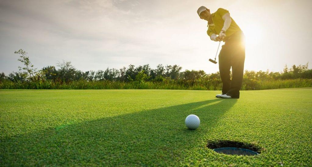 آموزش بازی گلف
