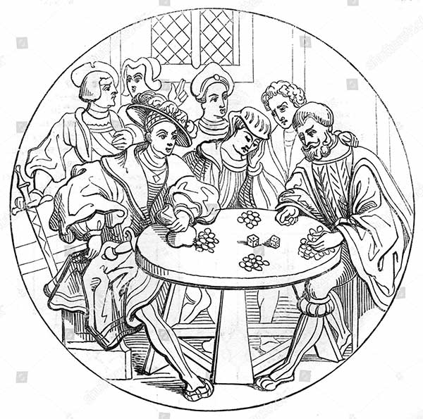 تاریخ قمار بازی
