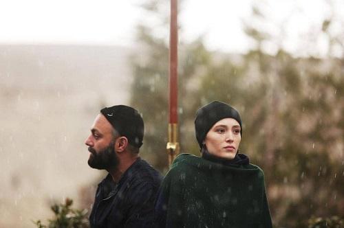 عکس های فرشته حسینی از سریال قورباغه