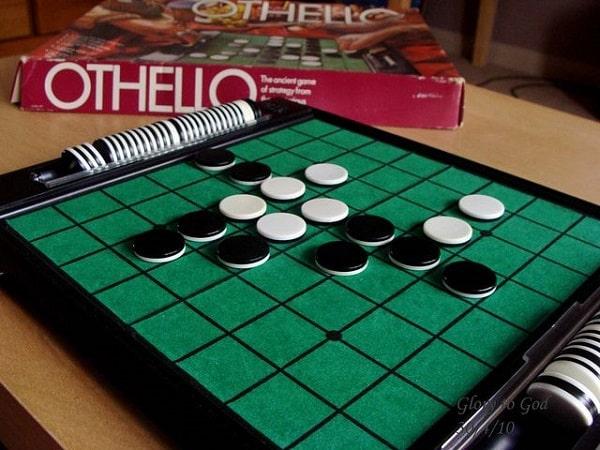 آموزش بازی اتللو